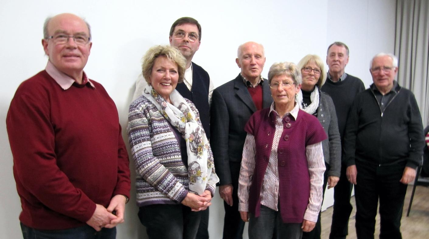 Der gewählte Vorstand der Seniorenhilfe Altenkirchen e.V.